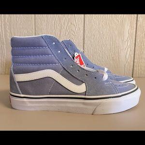 VANS SK8-HI - BLUE GRANITE/TRUE WHITE sneakers